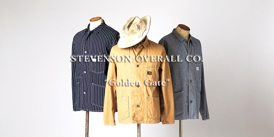 stevenson overall