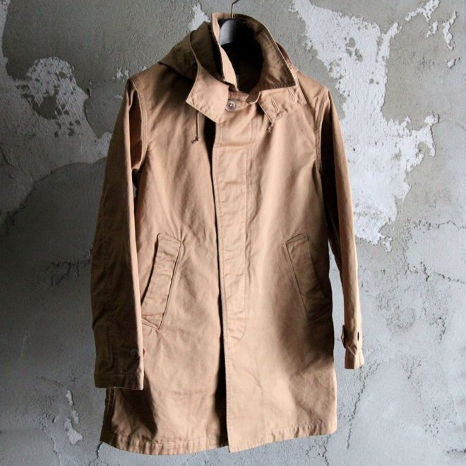 【別注】COLIMBO RICHMOND-BORO SPRING COAT