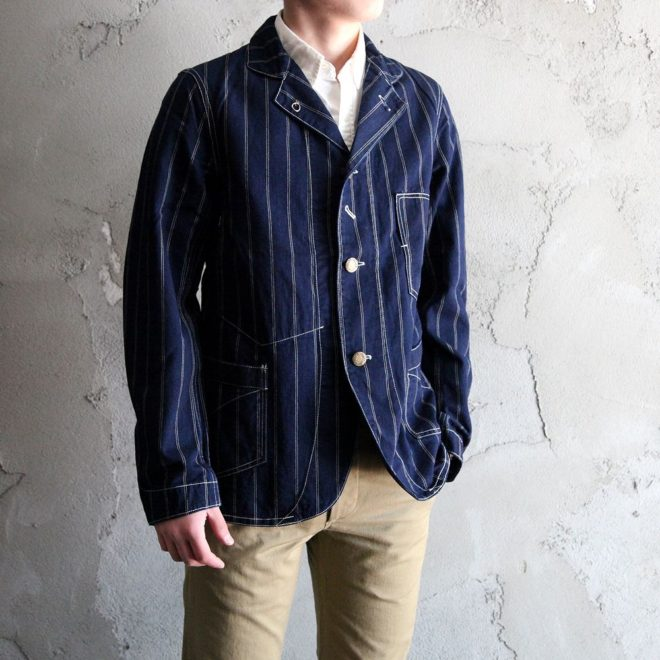 "FREEWHELLERS "" CONDUCTOR JACKET """