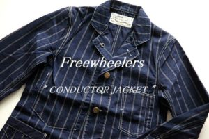 "FREEWHEELERS "" CONDUCTOR JACKET """