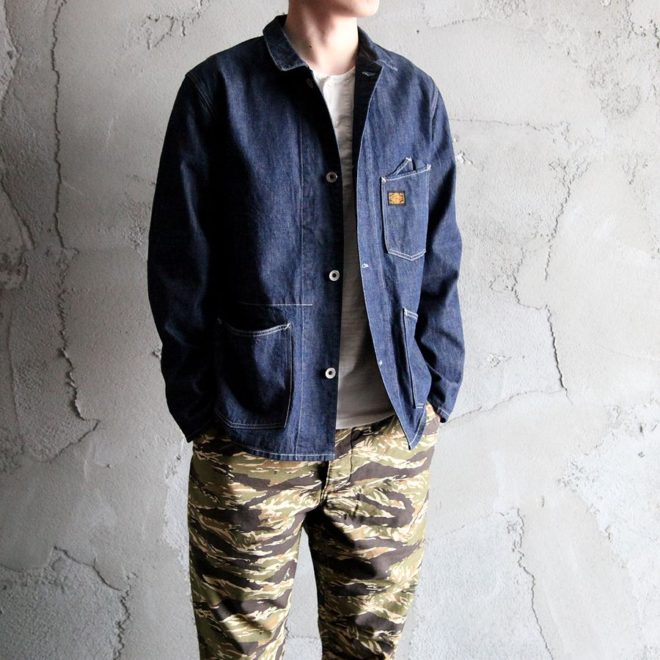 "Stevenson overall "" Golden Gate """