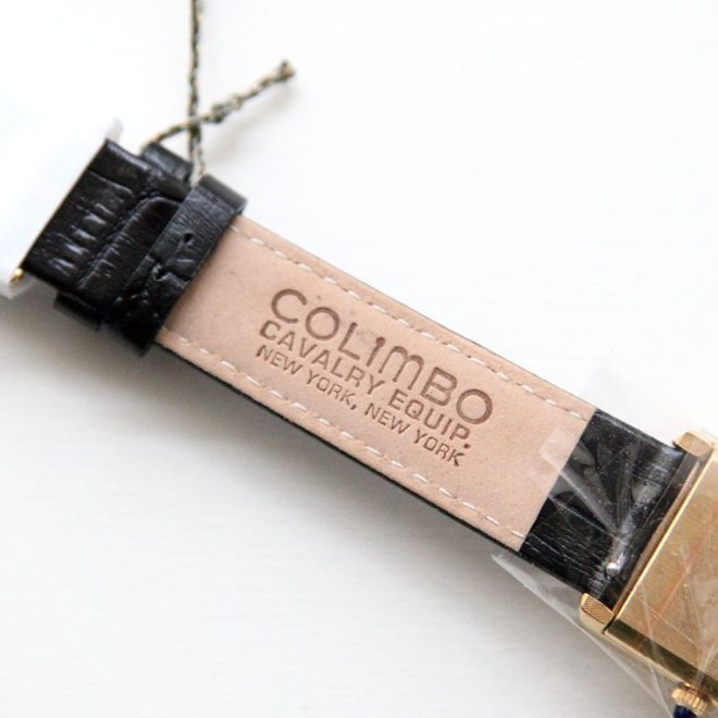 "COLIMBO "" BATTERY PARK SOUVENIR WATCH """