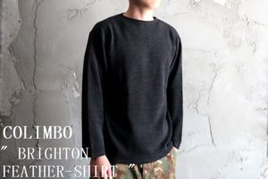 "COLIMBO "" BRIGHTON FEATHER-SHIRT """