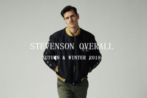 STEVENSON OVERALL2018FW