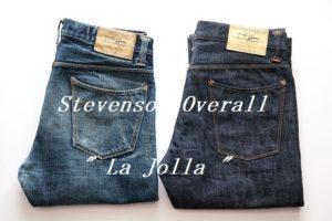 """Stevenson Overall """" La Jolla """""""
