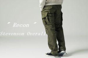 """Steveson Overall """" Recon """""""