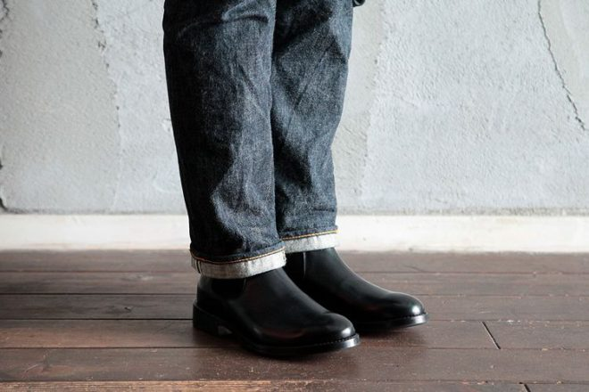"WHEEL ROBE "" ELASTIC SIDE BOOTS """