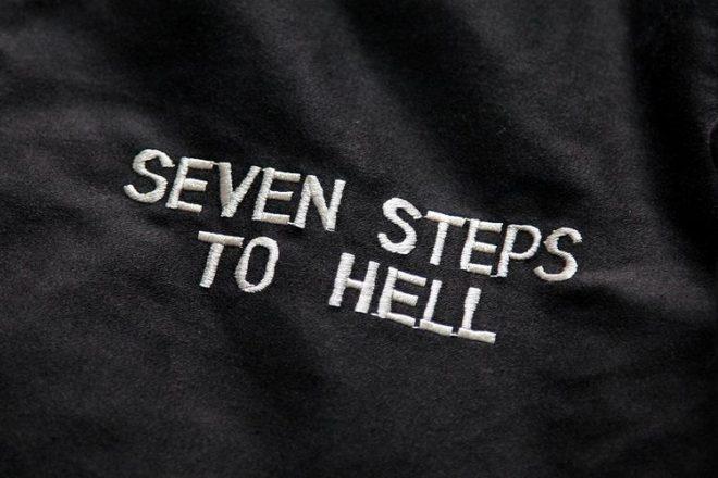 """STEVENSON OVERALL """" DEUCE """""""