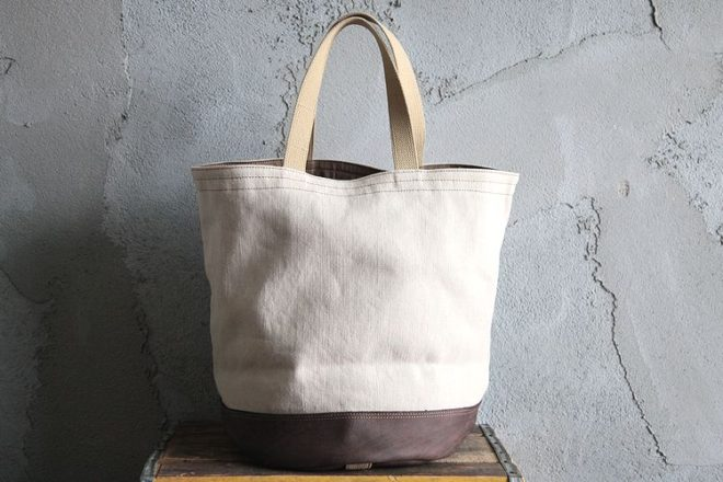"COLIMBO "" TRAPPER'S BARREL-TOTE """