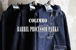 COLIMBO BARREL PROCESSOR PARKA